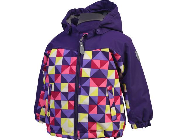 Color Kids Kurt - Chaqueta Niños - violeta
